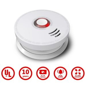 ARDWOLF SMOKE DETECTORS