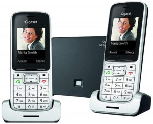 Gigaset SL450A GO Cheap Landline Phone Service For Seniors