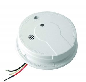 KIDDE I12040 HARD WIRED SMOKE DETECTORS