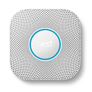NEST PROTECT CARBON MONOXIDE AND SMOKE DETECTORS