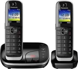 Panasonic KX-TGJ322 Cheap Landline Phone Service For Seniors