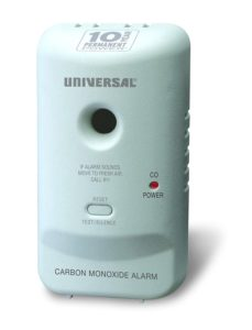 UNIVERSAL SECURITY INSTRUMENT CARBON MONOXIDE AND SMOKE DETECTORS