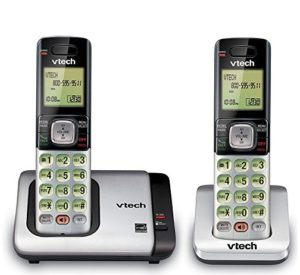 VTech CS6719 Cheap Landline Phone Service For Seniors