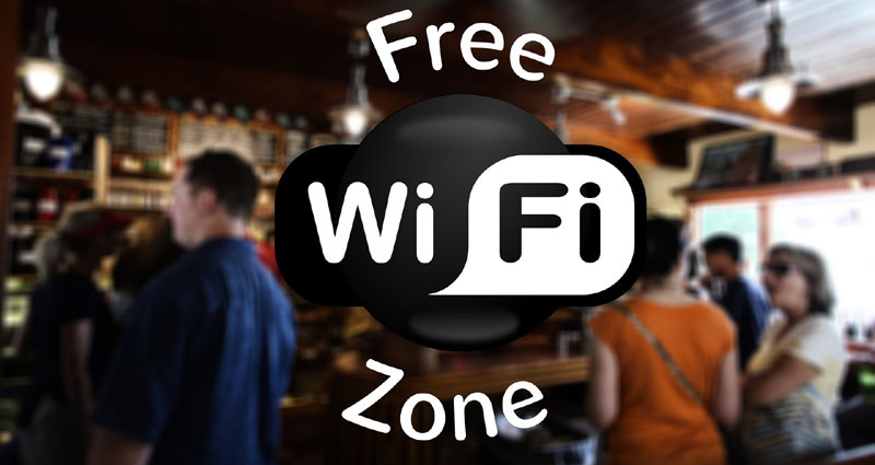 Outside Places That One Can Use Free Internet Without Paying