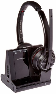 Plantronics Savi 8200 Series Wireless Dect Headset System