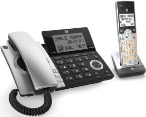 AT & T CL84107 DECT 6.0 Cordless Phone