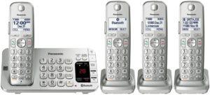 Panasonic KX- TGE 474S Cordless Phone