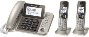 Panasonic KX-TGF352N Cordless Phone