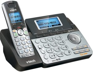 V Tech DS6151 2 Cordless Phone