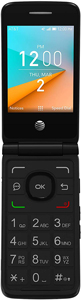 AT&T Cingular Flip - 2 Prepaid Phone For Seniors