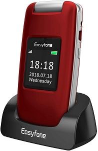 Easyfone Prime A1 3G - Verizon Flip Phones