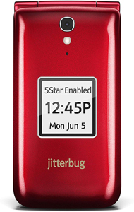 GreatCall-Jitterbug-Flip Phone For Seniors