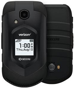 Kyocera DuraXV LTE - Verizon Flip Phones