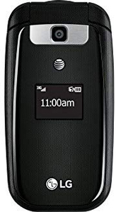 LG B470 3G Flip Phone
