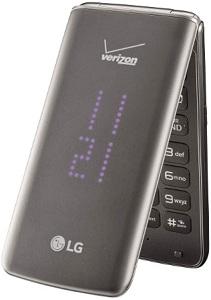 LG Exalt 2 - Verizon Flip Phones