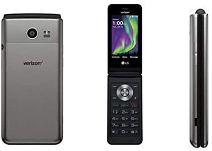 LG-Exalt VN220 Flip Phone For Seniors