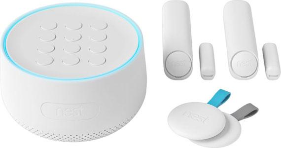 Nest Alarm System - work with homekit