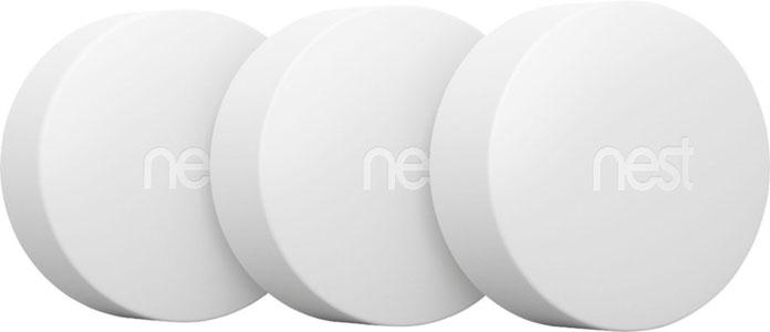 Nest Room Sensors - work with homekit