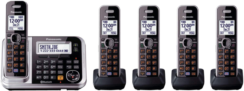 Panasonic-Bluetooth-Cordless-Phone-KX--TG-7875S