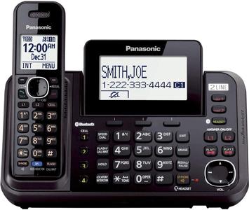 Panasonic-KX--TG-9541B-Cordless-Phone