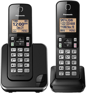 Panasonic KX TGC352B Phones for Seniors