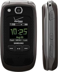 Samsung Convoy 2 - Verizon Flip Phones