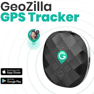 GeoZilla GPS Location Tracker Child GPS Tracker