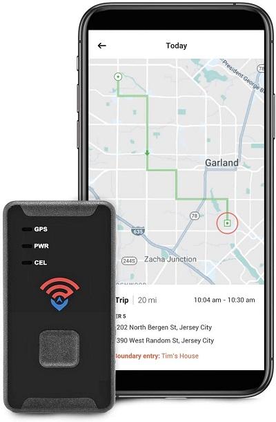 Spytec GL300 Child GPS Tracker