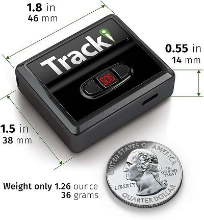 Tracki 2020 Model Child GPS Tracker