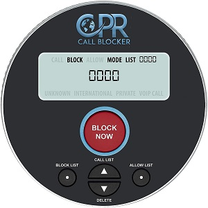 CPR V1000 Call blockers for landline phones