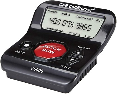 CPR V5000 Call blockers for landline phones