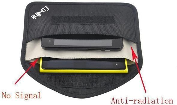 Co-Link Signal Blocker Pouch - Anti-Radiation Phone Case