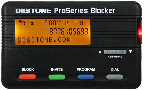 Digitone ProSeries Call blockers for landline phones