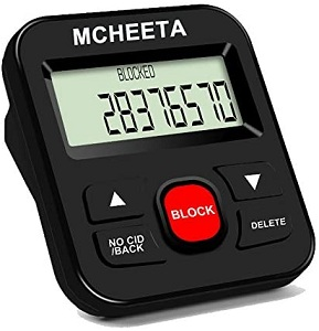 Mcheeta 801 Call blockers for landline phones