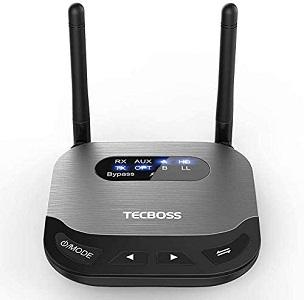 TECBOSS KM20 Bluetooth Transmitter for TV