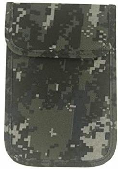 Toptekts Army Camouflage Anti Radiation Phone Case