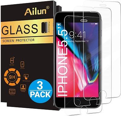 Ailun for iPhone 8 Plus,7 Plus,6s Plus,6 Plus