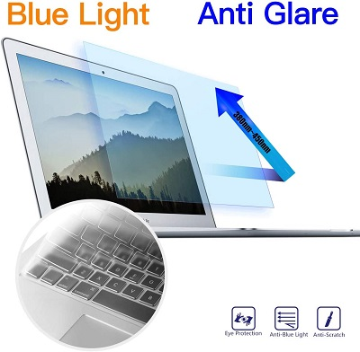 Anti-Glare Eye Protection Filter for 2010-2017 Old MacBook Air 13 Model