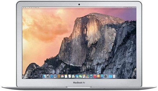 Apple MacBook Air MD760LL-A - Longest Battery Life Laptops