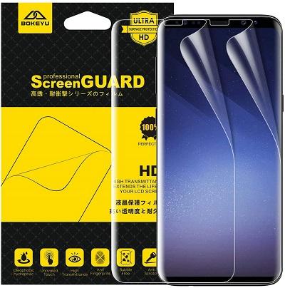 BOKEYU Protector for Samsung Galaxy S9
