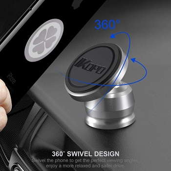 IKOPO Magnetic Phone Holder - Cell Phone Holders for Cars