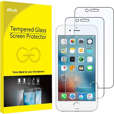 JETech Screen Protector for Apple iPhone 6s and iPhone 6