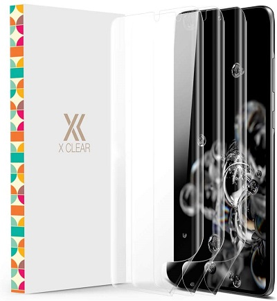 XClear Screen Protector for Galaxy S20 Ultra