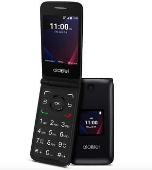 Alcatel GO FLIP V - Verizon Flip Phones Prepaid