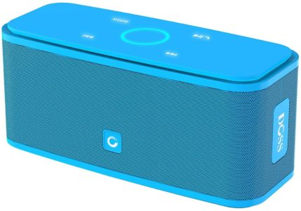 DOSS Portable, touch, Wireless Bluetooth Speakers