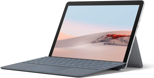 Microsoft Surface Go 2 -  Best Laptop for Kids