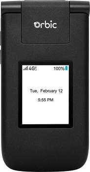 Orbic Journey V - Verizon Flip Phones Prepaid
