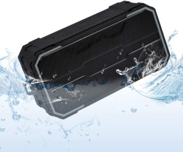 Zosam, waterproof, Portable Bluetooth Speaker