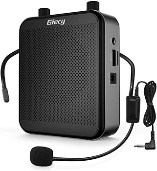 Giecy Classroom Amplification System