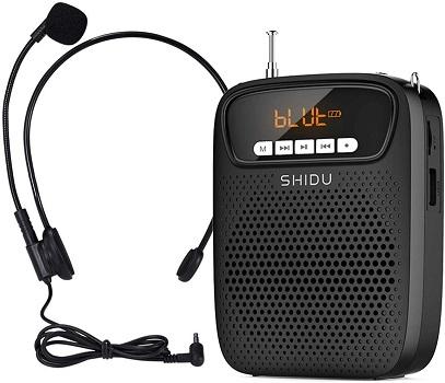 SHIDU Personal Speaker and Portable Voice Amplifier